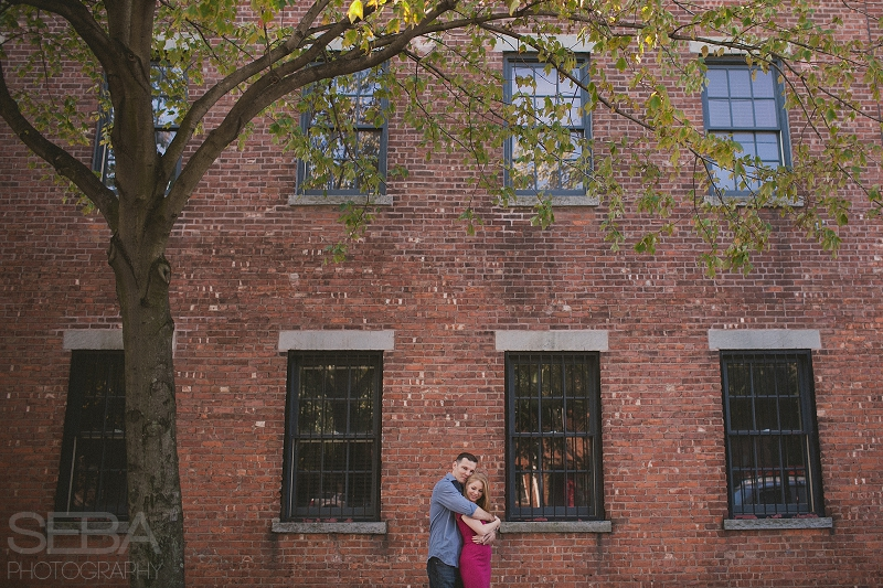 Jersey City Engagement Photography 002 Hoboken New Jersey Engagement Photography | Kasia & Greg Engaged